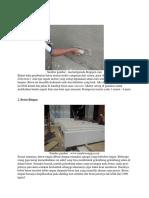 Jenis-jenis beton