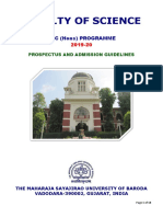 FoS Prospectus Graduate Courses 2019