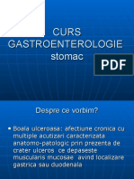 Curs 4-5 - Stomac