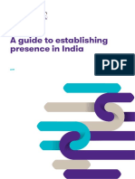 A Guide to Establishing Presence in India 2019