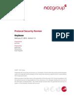 NCC Group Keybase KB2018 Public Report 2019-02-27 v1.3