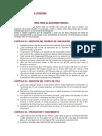 Guia de Preguntas Macroeconoma 2do Parcial 2016