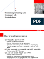Create New Job Role