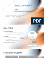Strategic finance management ppt1