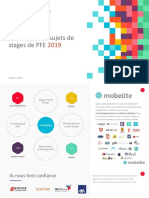 Mobelite-Labs PFE 2019