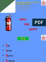 Basic Fire Safety