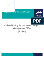 PEGA Case Document