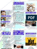 Blueprints Brochure