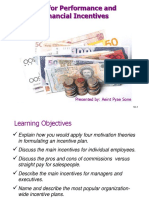 HRM 12-1_Pay for Performance and Financial Incentives_APS