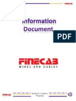 Finecab Information Document