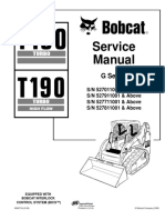 BOBCAT T190 COMPACT TRACK LOADER Service Repair Manual SN 527811001 & Above.pdf