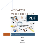 Research Methodology component 2.docx