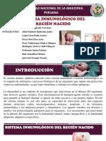 SISTEMA INMUNOLÓGICO DEL RECIÉN NACIDO.pptx