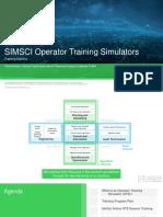 SIMSCI Operator Training Simulators
