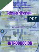 Sistemas de Hidrocarburos