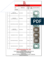 Ask 2w 3w Brake Shoe Catalogue 1