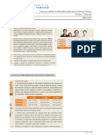Ficha de Trabalho - Critérios de Justiça