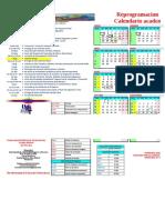 Reprogramacion Calendario Academico 2019 Consejo Academico