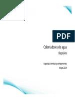 Capacitacion - Calentador de Deposito May14