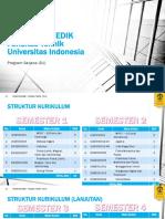 Struktur Kurikulum S1 Teknik Biomedik 2018 2