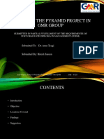 Bottom of the Pyramid Project