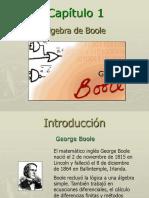 Capc3adtulo 1 Algebra de Boole