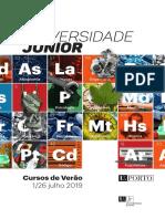 Brochura Cursos UJunior 2019 Lowres