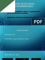 Computadores Gaming