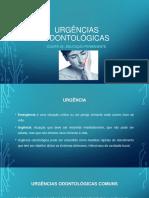Urgências Odontológicas Ubs
