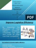 Presentacion Talking About Logistics, Workshop