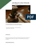 Kesavananda Bharati vs State Of Kerala_ Landmark Judgement of Supreme Court.pdf