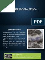 2 Mineralogía física