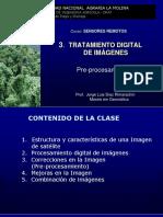 Clase 5 Pre-Proceso Digital de Imagenes