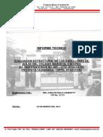 Evaluacion Estructural