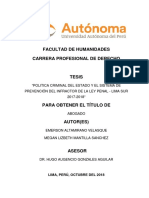 """""""POLITICA CRIMINAL DEL ESTADO Y EL SISTEMA DE PREVENCION DE LA LEY PENAL.pdf"""