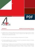 Presentación II Comercial (Los 4 Puntos).