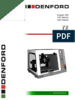 Compact 1000 Operator Manual