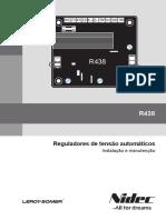 Excitatriz R438