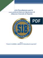 05. Autorización de Inicio de Operaciones de Almacenes Generales de Depósito.pdf