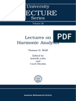 Harmonic Analysis (Thomas Wolff).pdf