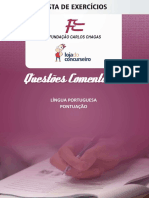 Exercico-Pontuacao