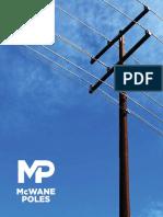 McWane Ductile Iron Poles Brochure