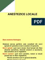 11.Anestezice Locale