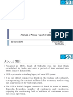 Presentation on Analysis of SBI