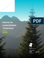 Timberland Sustainability Report -- 2018.en.es