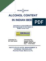 001-AlcoholContentInIndianBeer-Hotel.doc