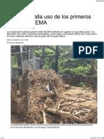 La AEE Detalla Uso de Los Primeros Fondos de FEMA