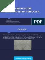 Cementacion de Pozos Petroleros Resumen