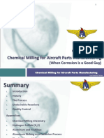 Chemical Machining Processes for Aircraft Parts Manufacturing (May 2019)