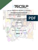 Reseñan de Diversidad Cultural Del Peru